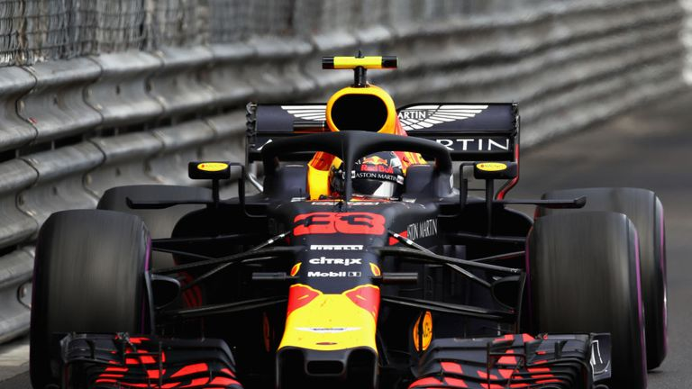 Monaco GP: Max Verstappen goes in search of 'redemption'