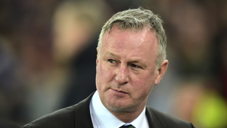 Michael O'Neill recently turned down the opportunity to manager the Scotland national side