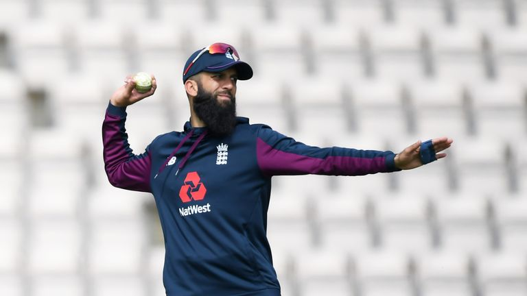 Moeen Ali was a surprise omission from the England side against Bangladesh on Saturday