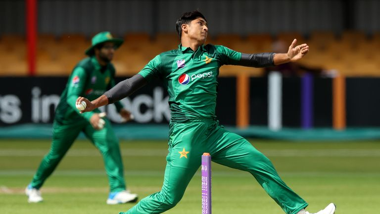 Mohammad Hasnain - Pakistan's next superstar bowler?