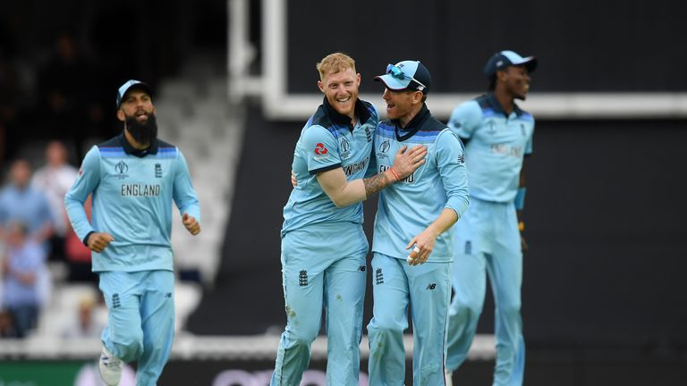 Eoin Morgan and Ben Stokes starred in England's opening match win