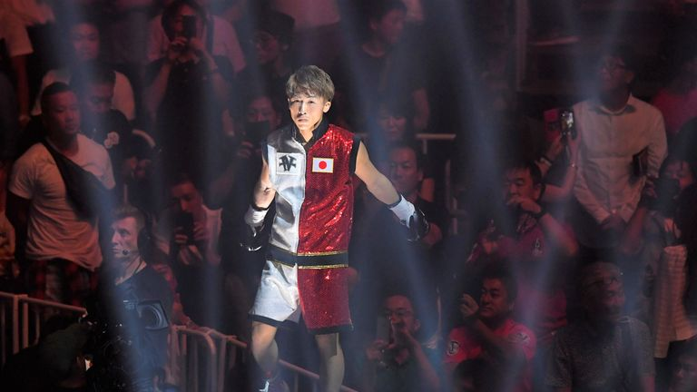 The Japanese star has enhanced his reputation with crushing wins
