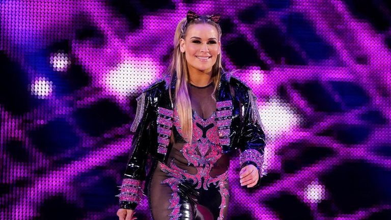 Natalya would like to make history as one of the first women to compete in a WWE event in Saudi Arabia