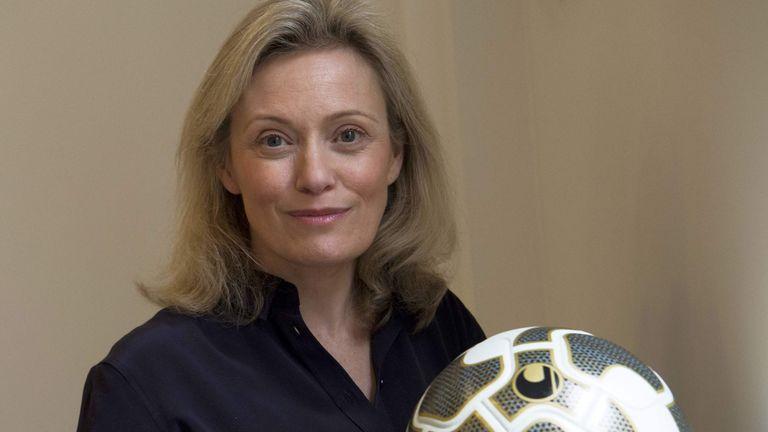 Nathalie Boy de la Tour, President of the Ligue de Football Professionnel