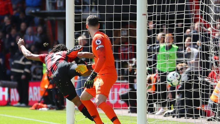 Highlights from Bournemouth's 1-0 win over Tottenham in the Premier League