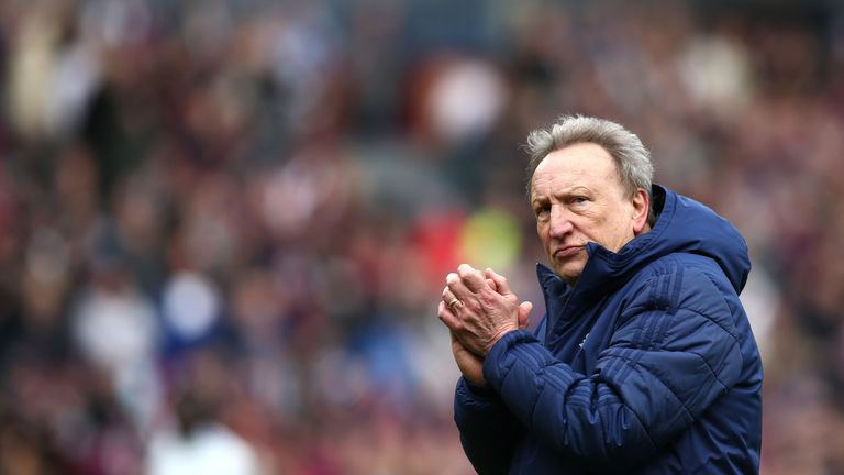 Cardiff manager Neil Warnock is keen to rebuild his midfield following relegation
