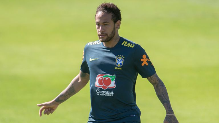 PSG forward Neymar has been removed as the captain of Brazil