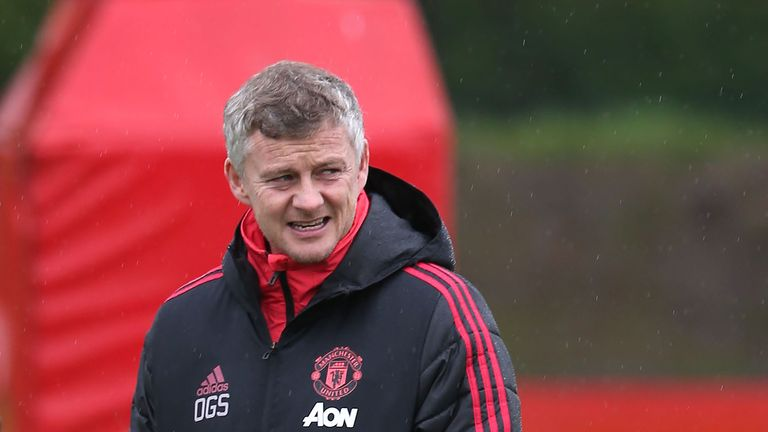 Solskjaer admits Man United have a lot of work to do this summer