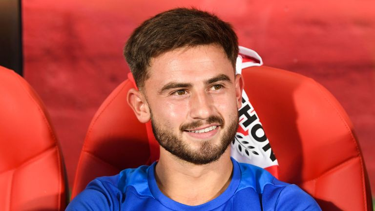 Patrick Roberts joined Norwich on a season-long loan from Manchester City