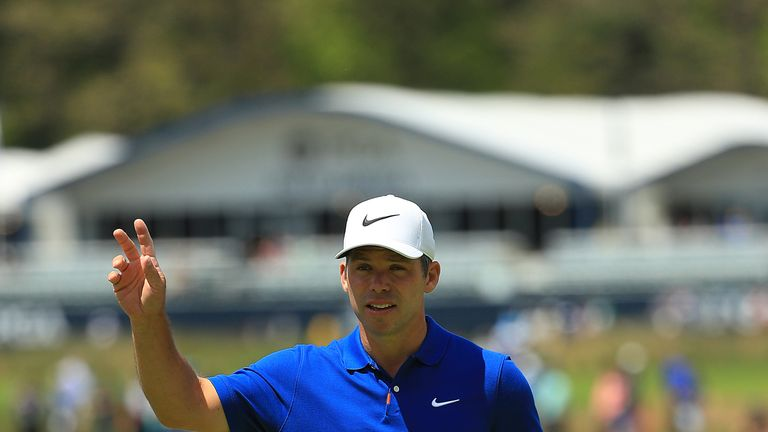 Casey finished tied for 29th place at the PGA Championship