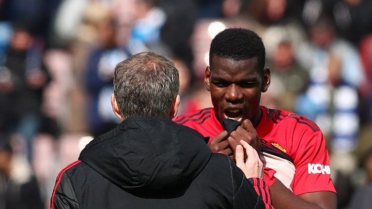 Paul Pogba was the poster boy for Ole Gunnar Solskjaer's early success - but his form has since faltered again
