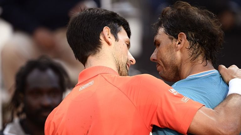 Nadal and Djokovic are highly fancied to meet in the final at Roland Garros this year