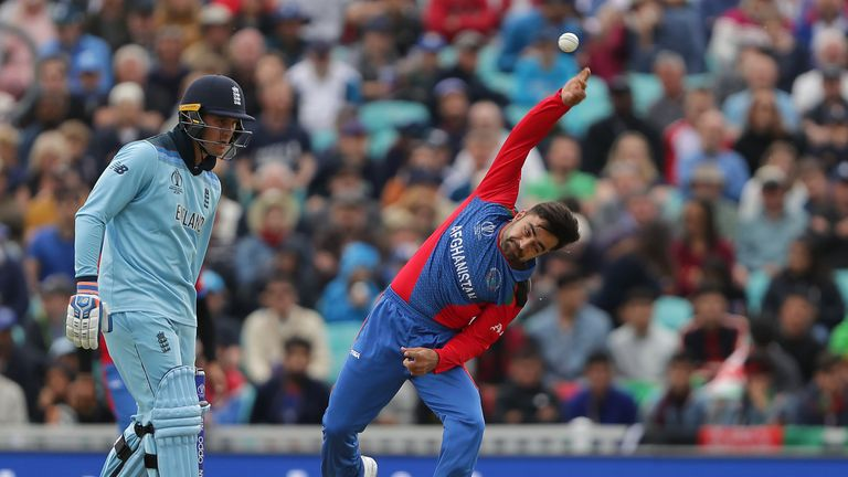 Rashid Khan has a stellar record against West Indies in ODIs