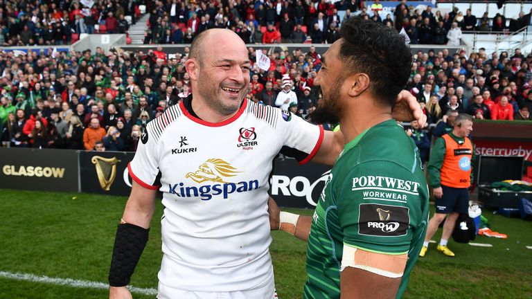 Rory Best will lead the province into Friday night's Guinness PRO14 semi-final