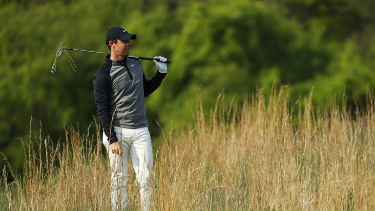 McIlroy's horror start was the worst of his major career