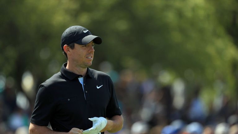 McIlroy came into the week with eight top 10s in his first nine starts of the year
