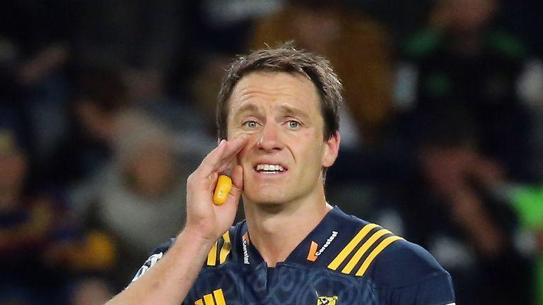 Ben Smith leaves the Highlanders for Pau next season