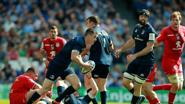 Johnny Sexton's kicking game will be crucial to Leinster's chances of success