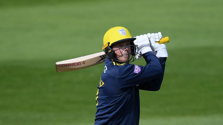Sky Sports' Rob Key was surprised to see Hampshire's Sam Northeast go unselected