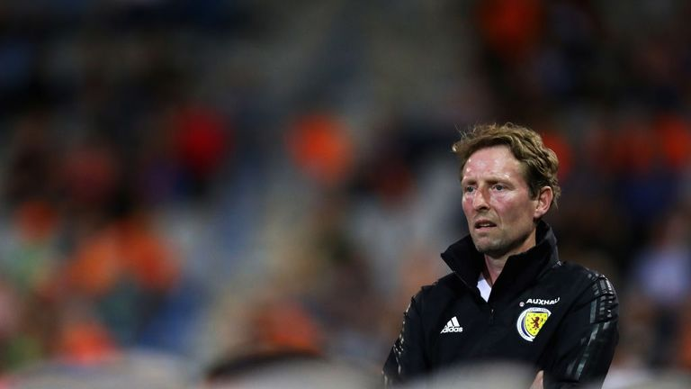 Scot Gemmill is also in the frame for the the Scotland job