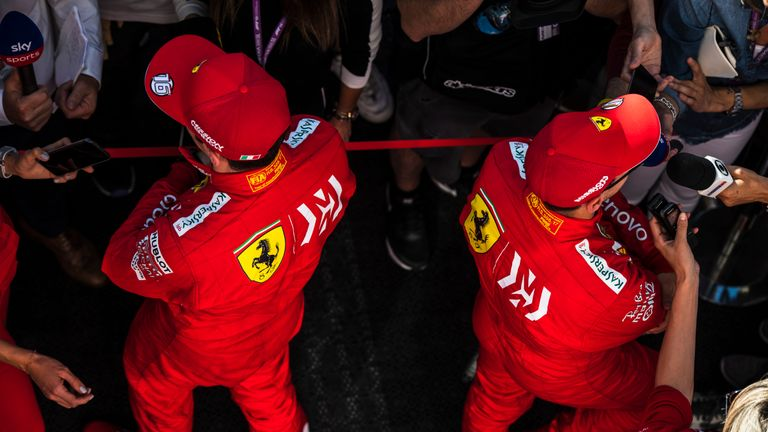 Ferrari failed to live up to expectations in Barcelona, says Karun Chandhok | F1 News