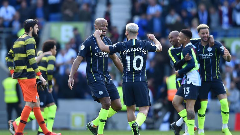 In 9 hours Brighton defender Webster insists positives from Man City defeat