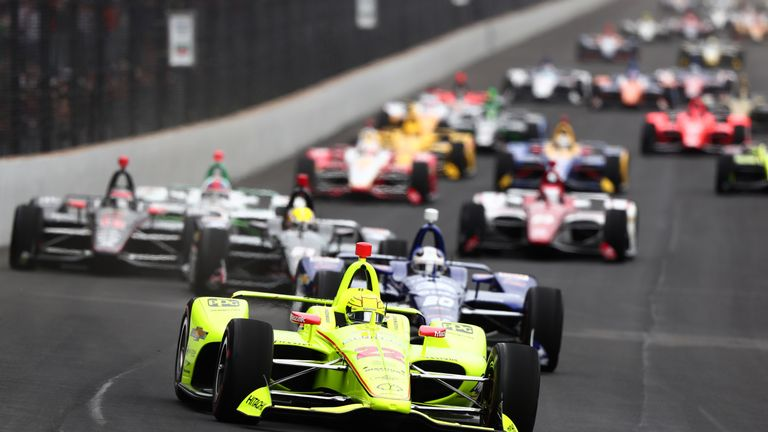 Simon Pagenaud wins epic Indy 500 after edging out Alexander Rossi | F1 News