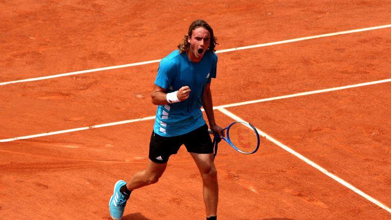 Stefanos Tsitsipas has beaten all of tennis' big three players