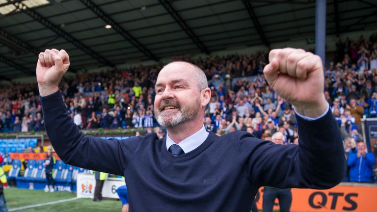 Steve Clarke led Kilmarnock to their highest league finish since 1966