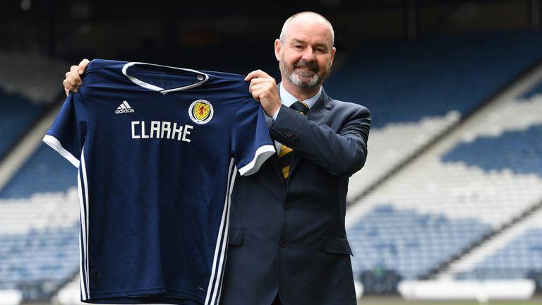 Steve Clarke right man for Scotland job, says Ally McCoist