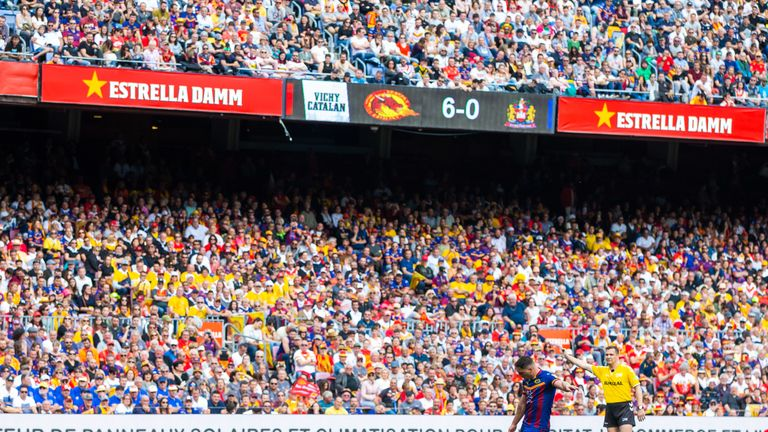 Tony Gigot's penalty kick put Catalans in front