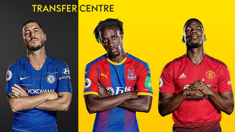Follow the Summer Transfer Window on Sky Sports with our dedicated Transfer Centre blog