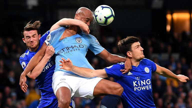 Vincent Kompany has left City, with Nicolas Otamendi also likely to leave