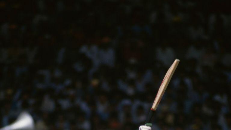 Viv Richards smashed 181 against Sri Lanka in the 1987 World Cup