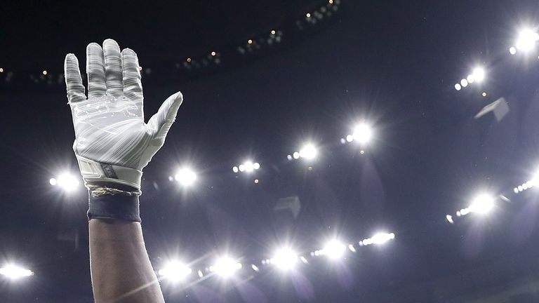 Ben Watson spent last season with the New Orleans Saints