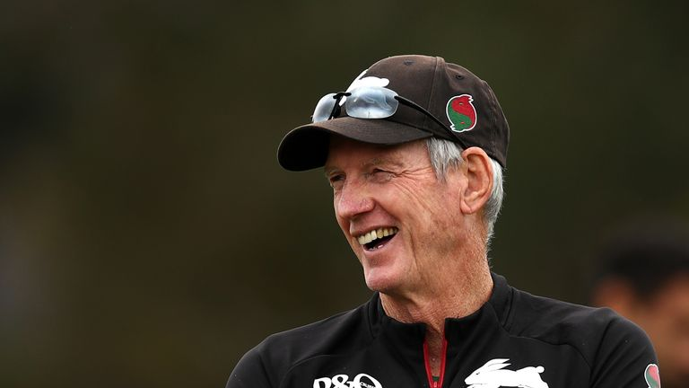 Wayne Bennett admitted George Burgess was in the wrong