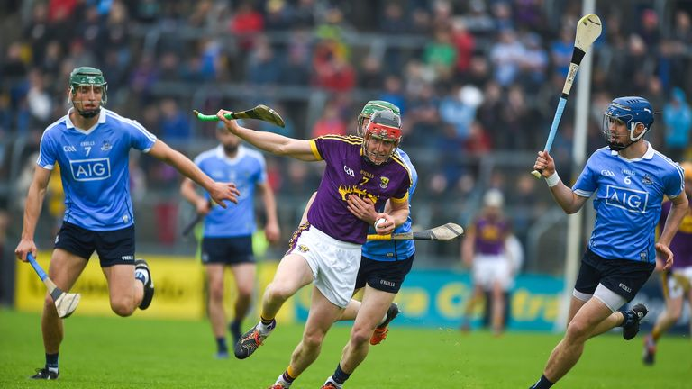 Wexford open their campaign away to Dublin