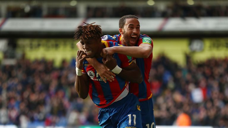 Will Palace be able to keep Wilfried Zaha at the club this summer?
