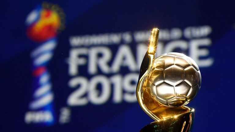The final will take place at the Stade de Lyon on Sunday July 7