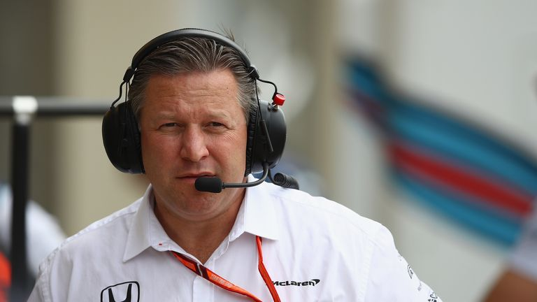 Brown described the experience as the 'biggest low' of his 25-year career in motorsport