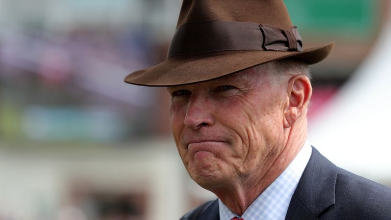 Trainer John Gosden - can be on target on Tuesday