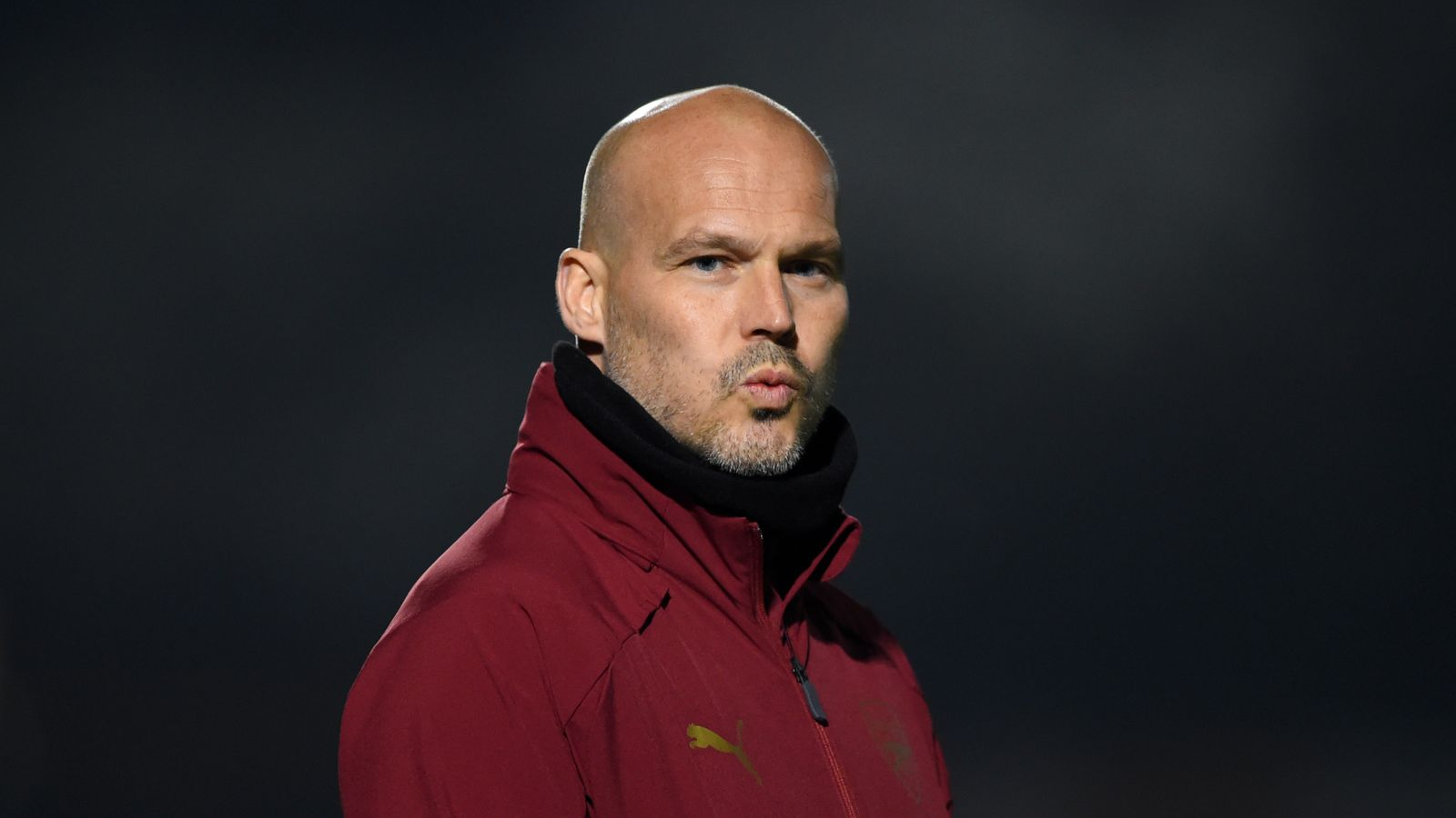 Freddie Ljungberg confirmed as Arsenal assistant first-team coach