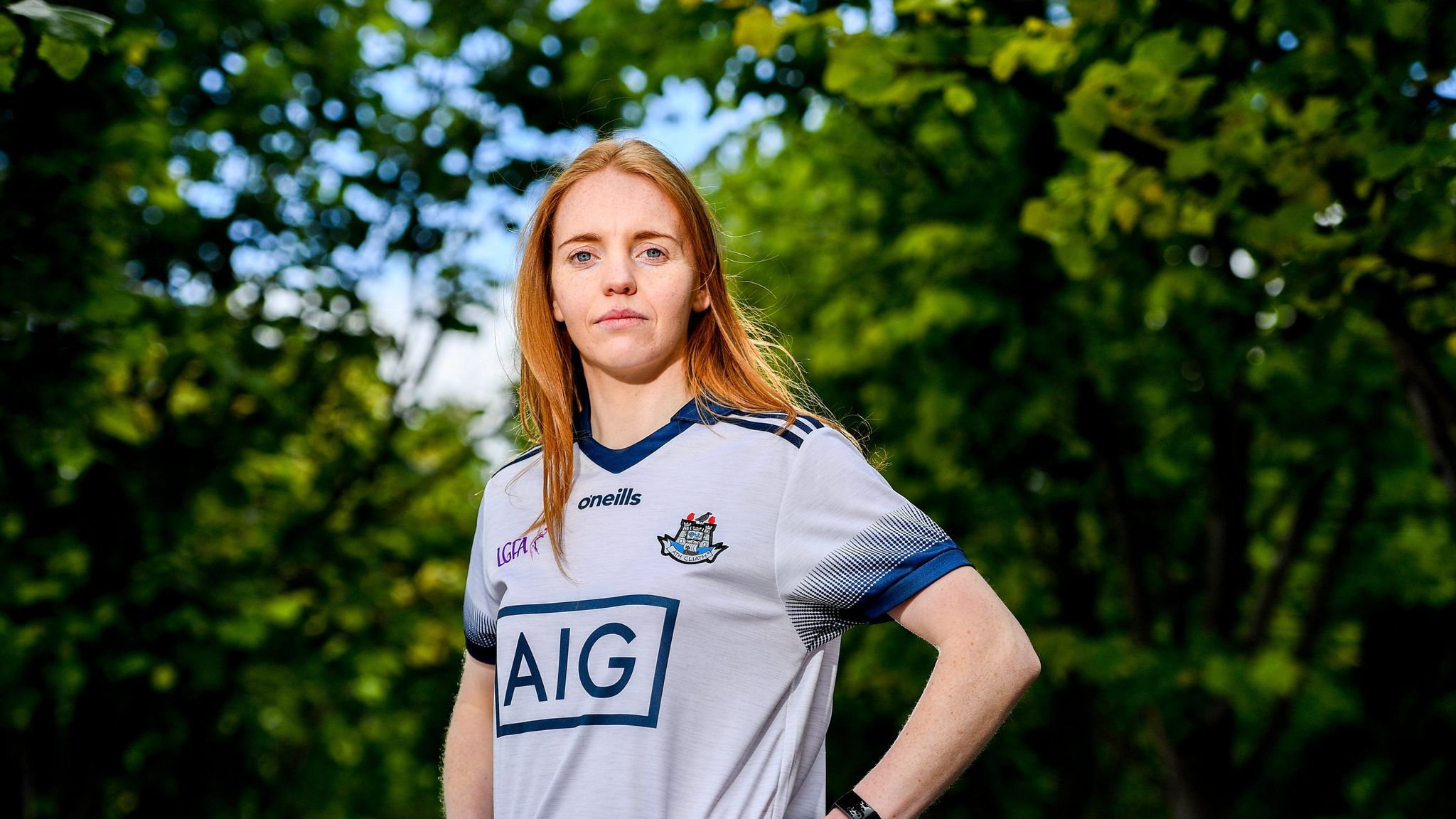 Dublin's Ciara Trant believes Stephen Cluxton has changed