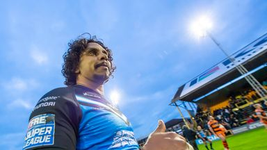 Albert Kelly was Hull FC's star man in the win over Castleford Tigers