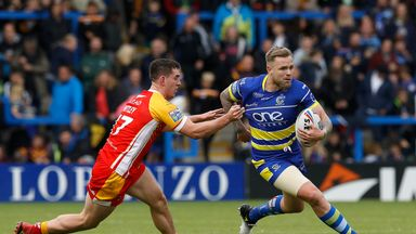Blake Austin has been named in England's elite performance squad