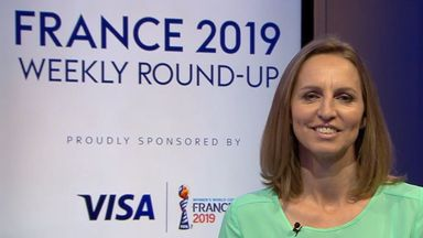 France 2019 Weekly Round-Up