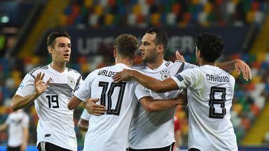 Euro 2019: Germany, Austria off the mark