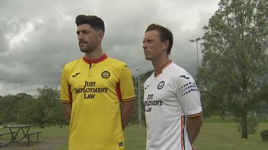 Partick back LGBT movement with shirts