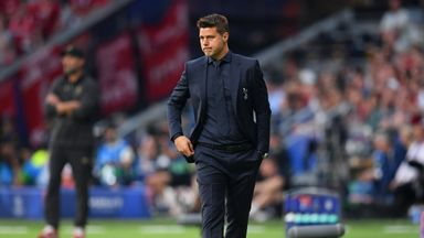 Mauricio Pochettino suffered disappointment in the Champions League final
