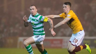 Brown: Turnbull still welcome at Celtic